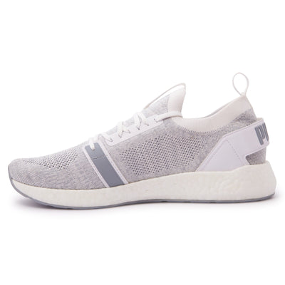 Puma Men's Nrgy Neko Engineer Knit - White Footwear Puma
