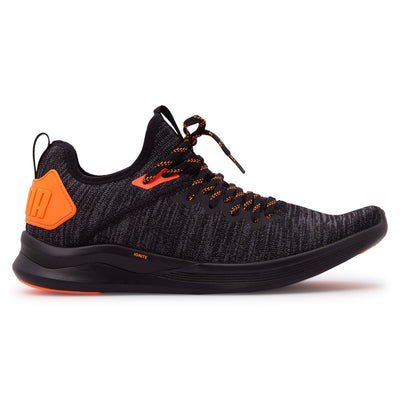 Puma Men's Ignite Flash Evoknit Unrest - Black Footwear Puma