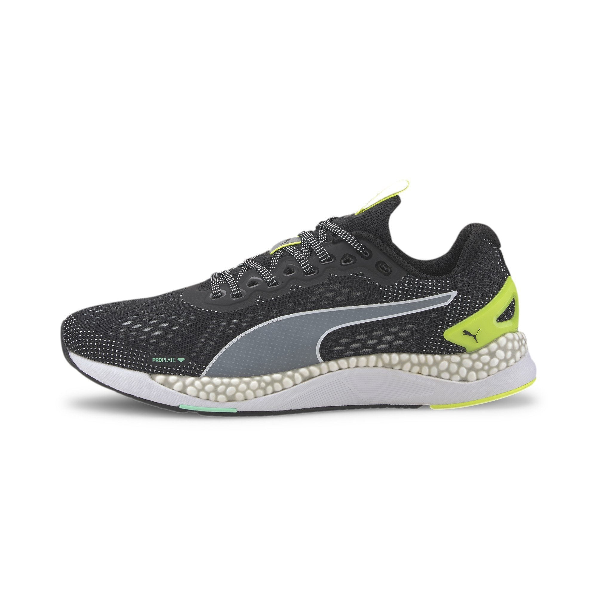Puma Mens Speed 600 2 - Puma Black/Yellow Alert SP-Footwear-Mens Puma