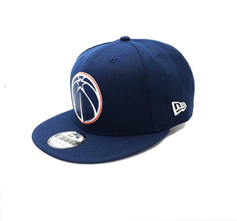New Era 9Fifty Washington Wizards Snapback - Navy SP-Headwear-Caps New Era