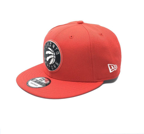New Era 9Fifty Toronto Raptors Snapback - Red SP-Headwear-Caps New Era