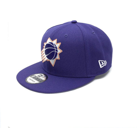 New Era 9Fifty Phoenix Suns Snapback - Purple SP-Headwear-Caps New Era