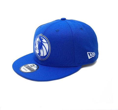 New Era 9Fifty Dallas Mavericks Snapback - Blue SP-Headwear-Caps New Era