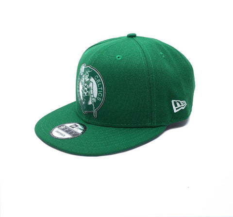 New Era 9Fifty Boston Celtics Snapback - Green SP-Headwear-Caps New Era