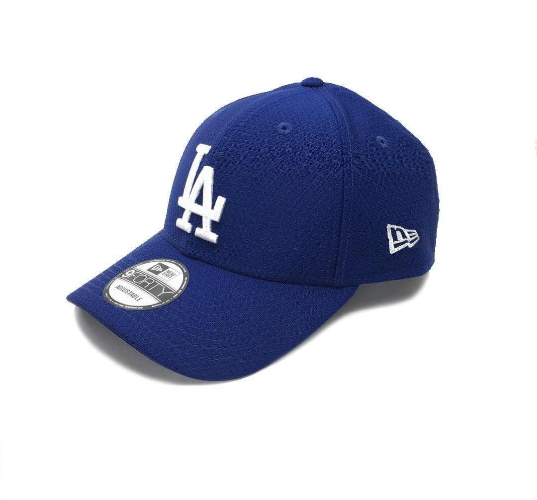 New Era 9FORTY LA Dodgers Q120 Snapback - Blue SP-Headwear-Caps SportsPower Geelong