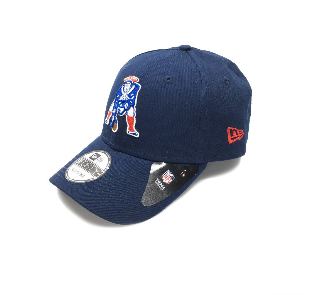 New Era 9FORTY New England Patriots Q120 Snapback - Navy SP-Headwear-Caps SportsPower Geelong