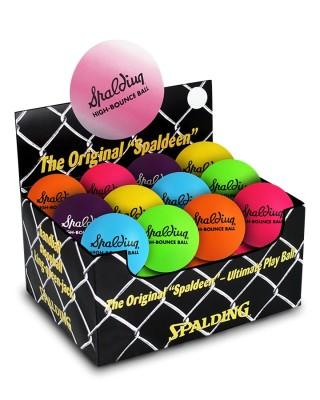 Spalding Fluro High Bounce Ball - Assorted Colours SP-Balls Spalding