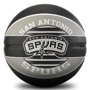 Spalding NBA Team Series Outdoor Basketball - San Antonio Spurs (Size 7) SP-Balls Spalding