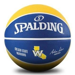 Spalding NBA Team Series - Golden State Warriors (Size 6) SP-Balls Spalding