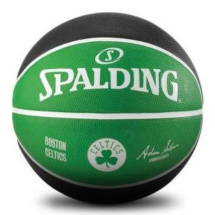 Spalding NBA Team Series Outdoor Basketball - Boston Celtics (Size 6) SP-Balls Spalding