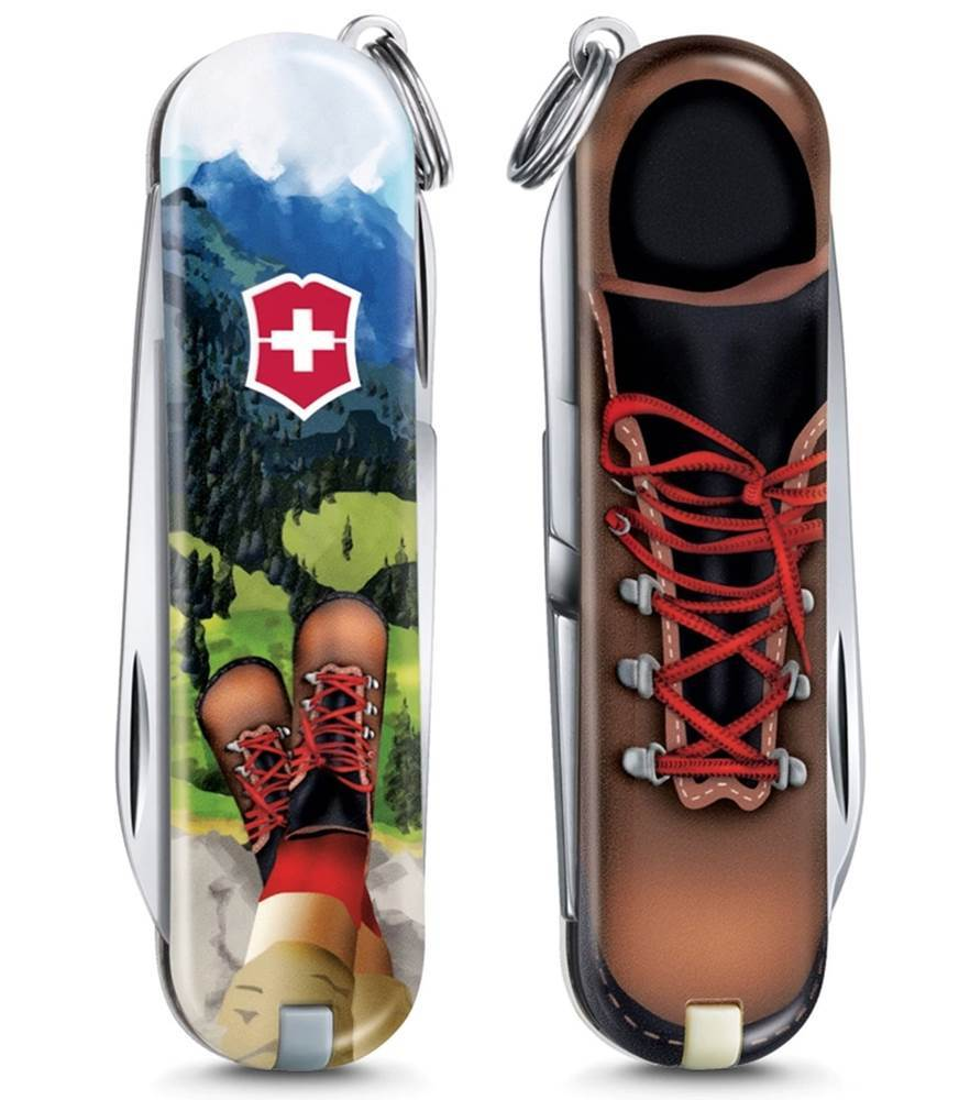 Victorinox Classic I Love Hiking Limited Edition 2020