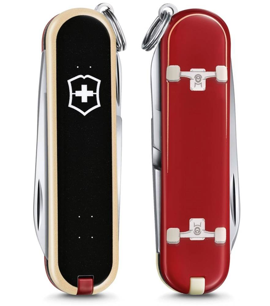 Victorinox Classic Skateboarding Limited Edition 2020
