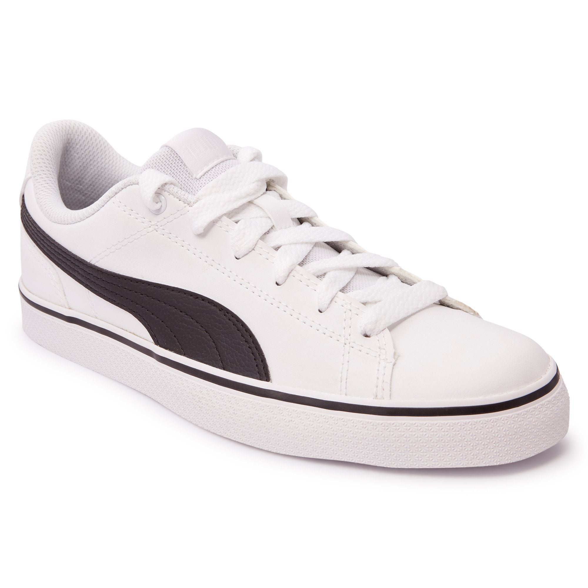 Puma Court Point Vulc - White Footwear Puma  (2122603757627)