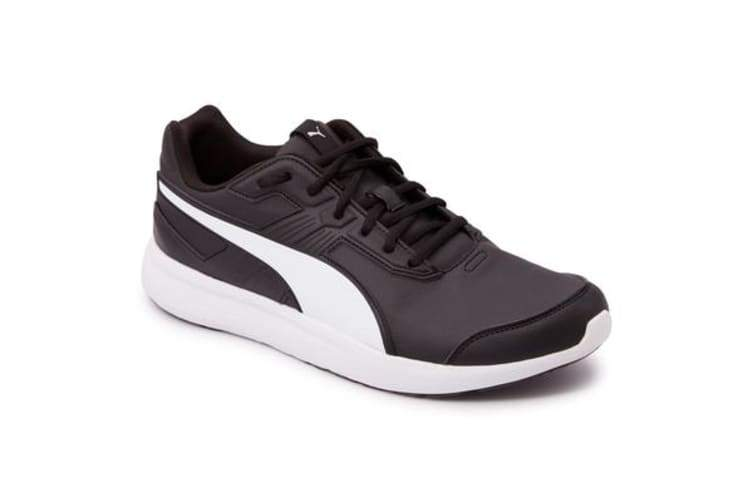 Puma Men's Escape Running Shoes - Black Footwear Puma