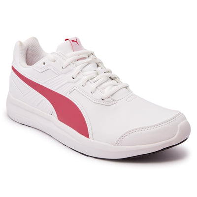Puma Womens Escaper Sl - - White-Love Potion Puma