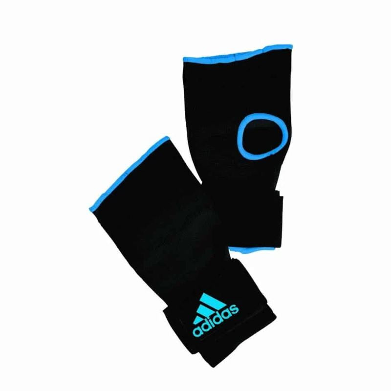 Adidas Boxing Super Inner Glove - Black/Blue Boxing SportsPower Geelong