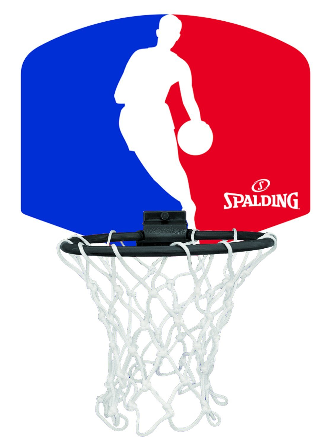 Spalding NBA Mini Backboard Basketball Set - Logoman SP-Balls Russell Corp