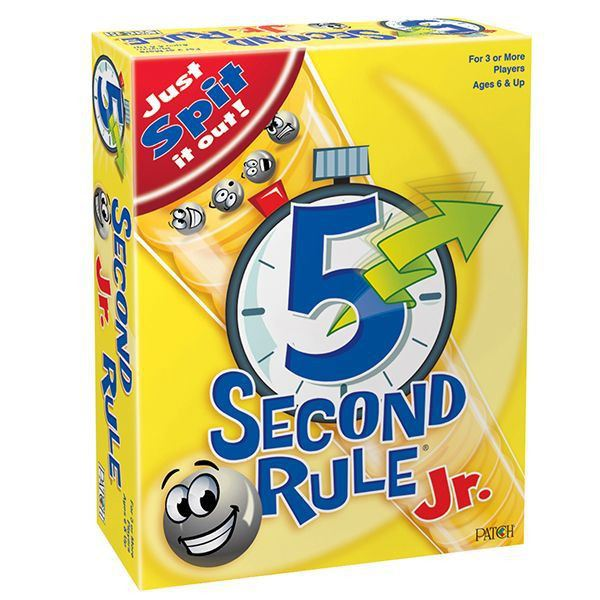 5 Second Rule Jr. VR Distribution