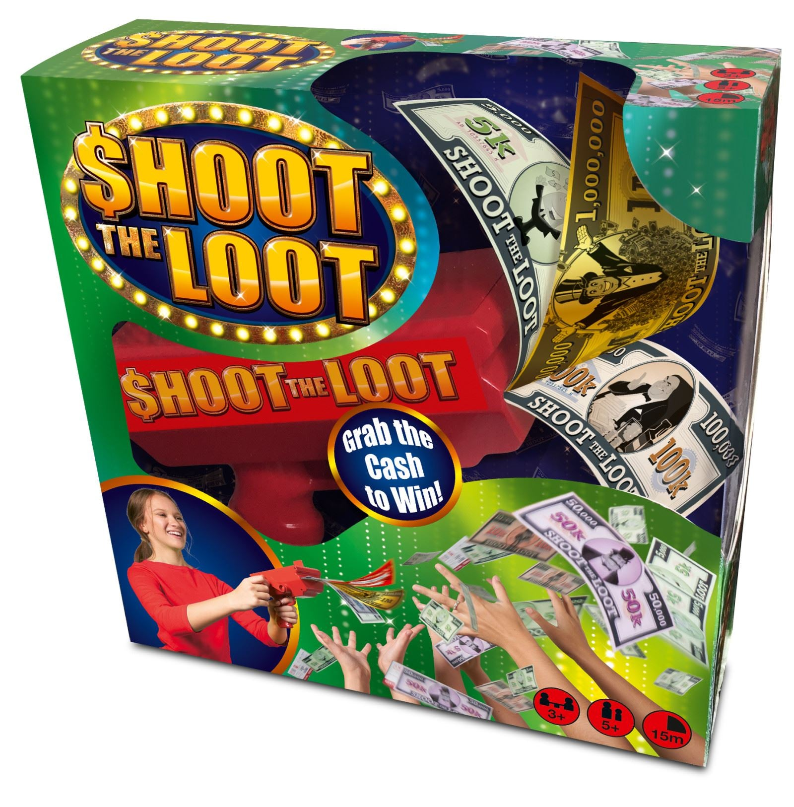 Shoot the Loot VR Distribution
