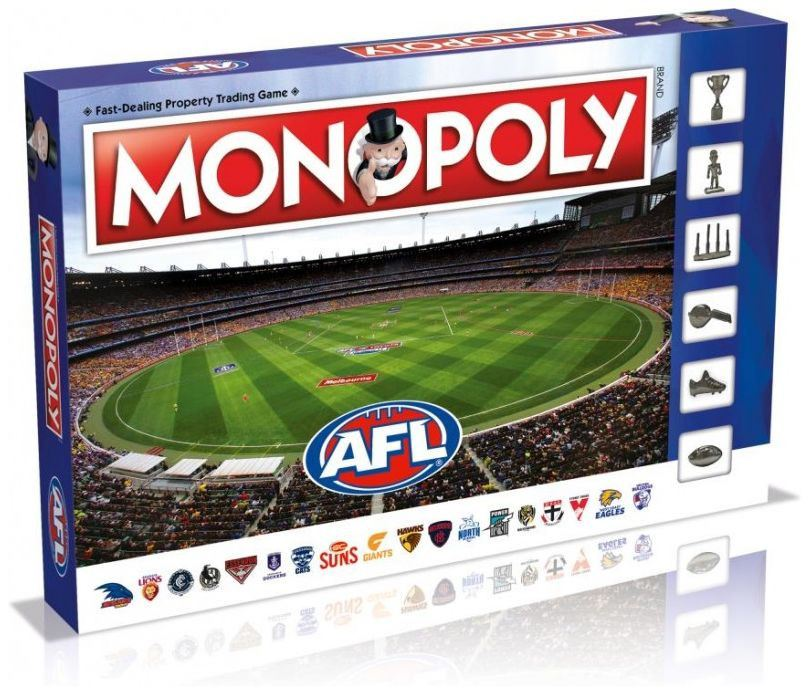 AFL Monopoly Refresh VR Distribution