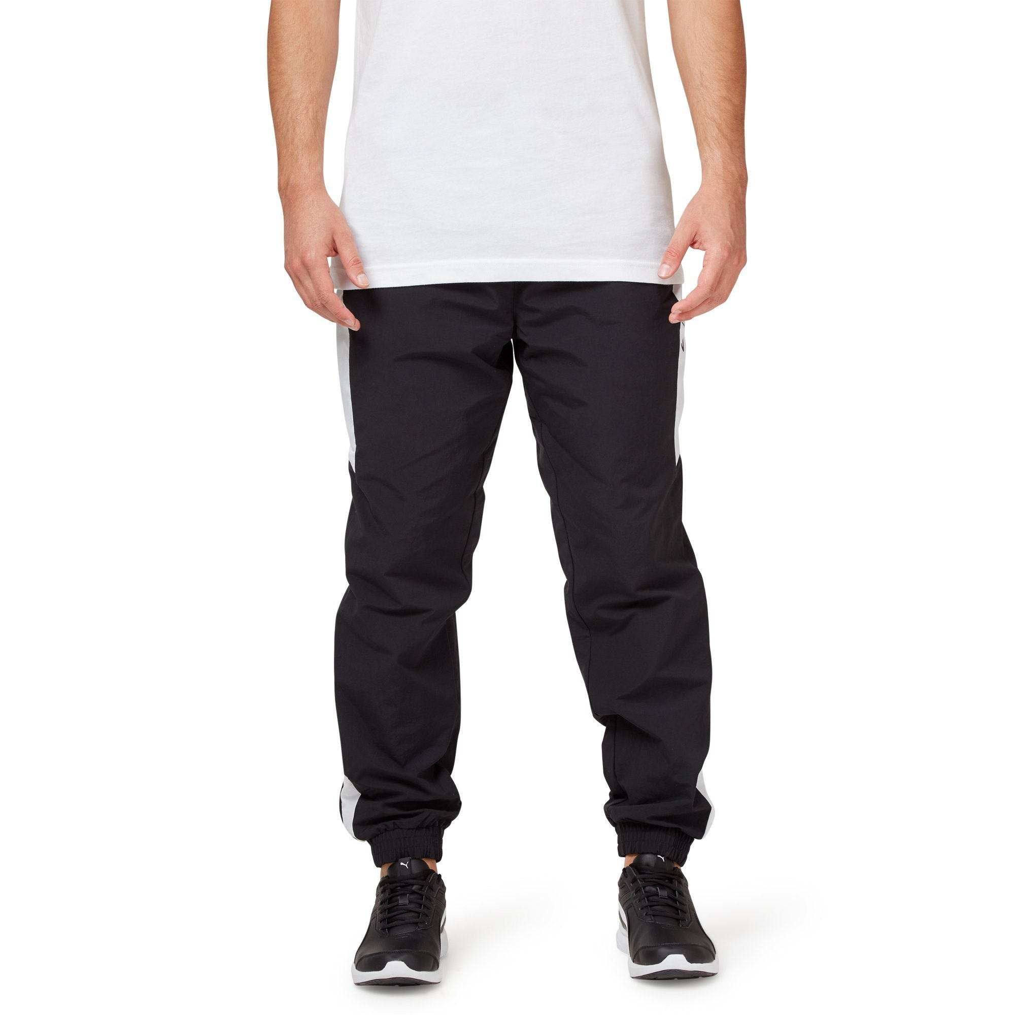 Puma Men's Homage to Archive Trackpants - Black Apparel Puma  (2122605428795)