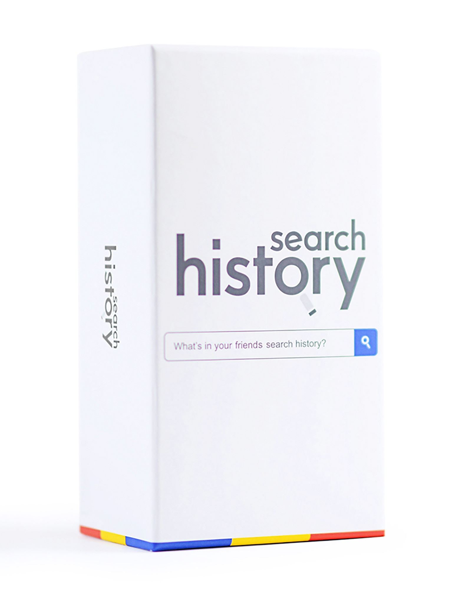 Search History VR Distribution