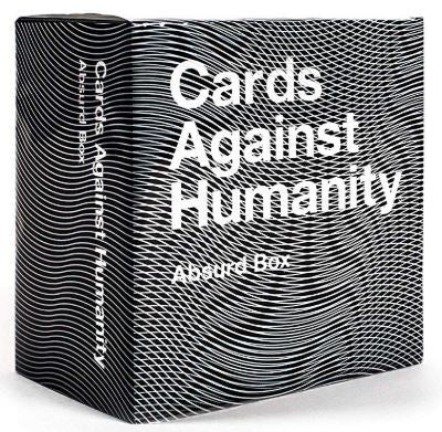Cards Against Humanity Absurd Box VR Distribution