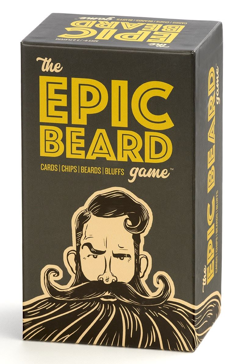 The Epic Beard Game VR Distribution