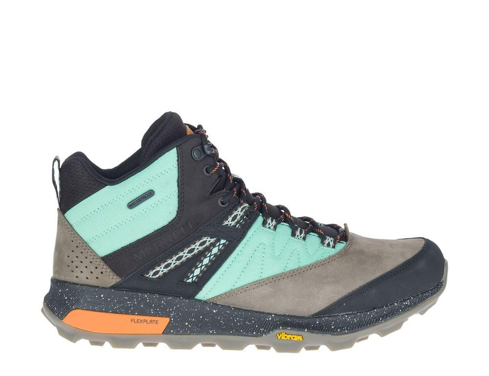 Merrell Men's Zion Mid Waterproof X Unlikely Hikers SP-Footwear-Mens Merrell