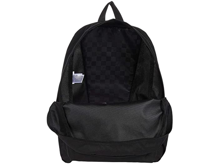 Vans Street Sport Realm Backpack - Black-Black SP-Accessories-Bags Vans