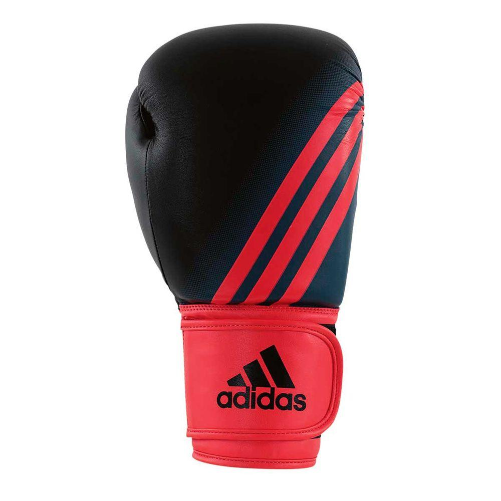 Adidas Boxing Speed Womens 100 Glove - Black/Red Boxing SportsPower Geelong