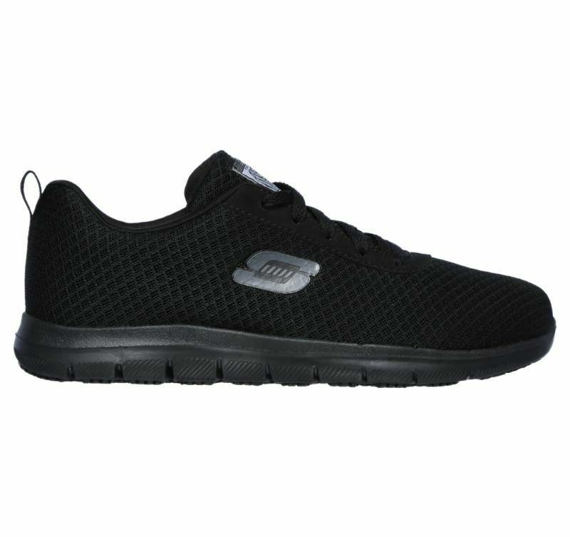 Skechers Ghenter - Bronaugh - Black SP-Footwear-Womens Skechers