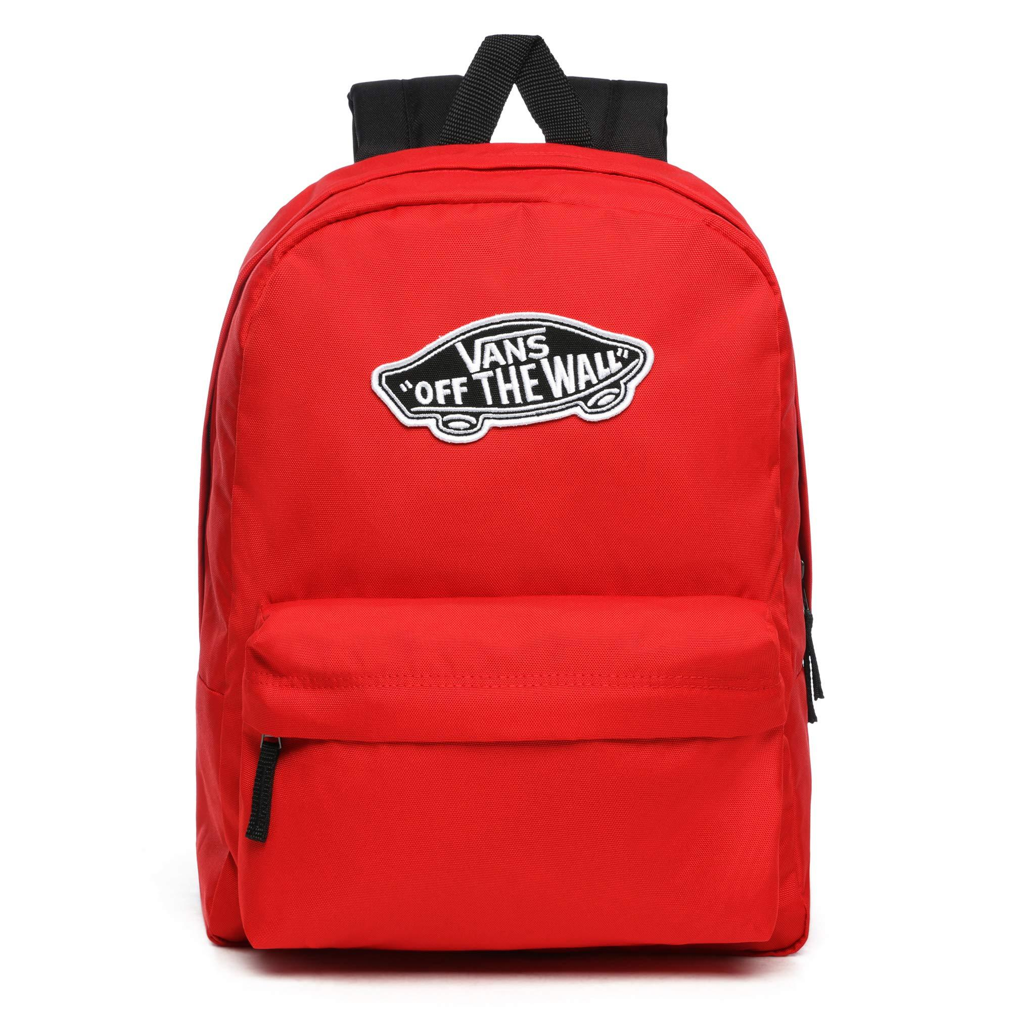 Vans Realm Backpack - Goji Berry SP-Accessories-Bags Vans