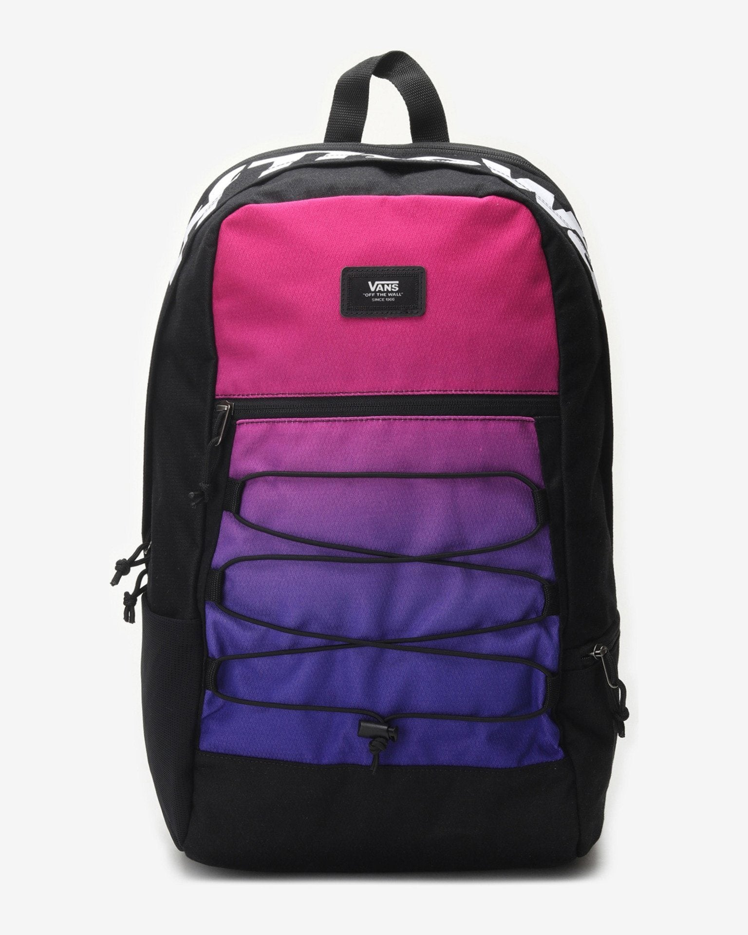 Vans Snag Plus Backpack - Heliotrope/Black