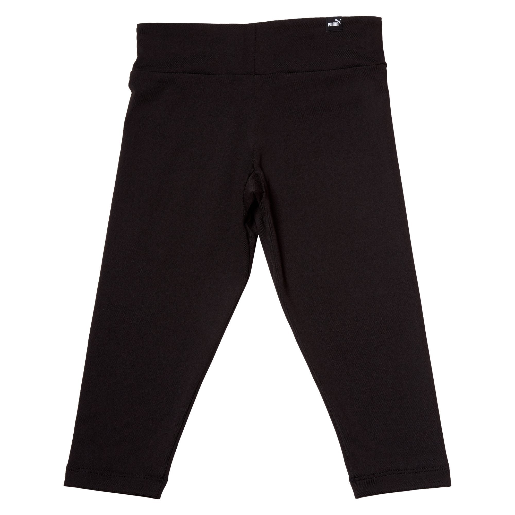 Puma Girls Active Leggings -Black Apparel Puma  (2122603167803)
