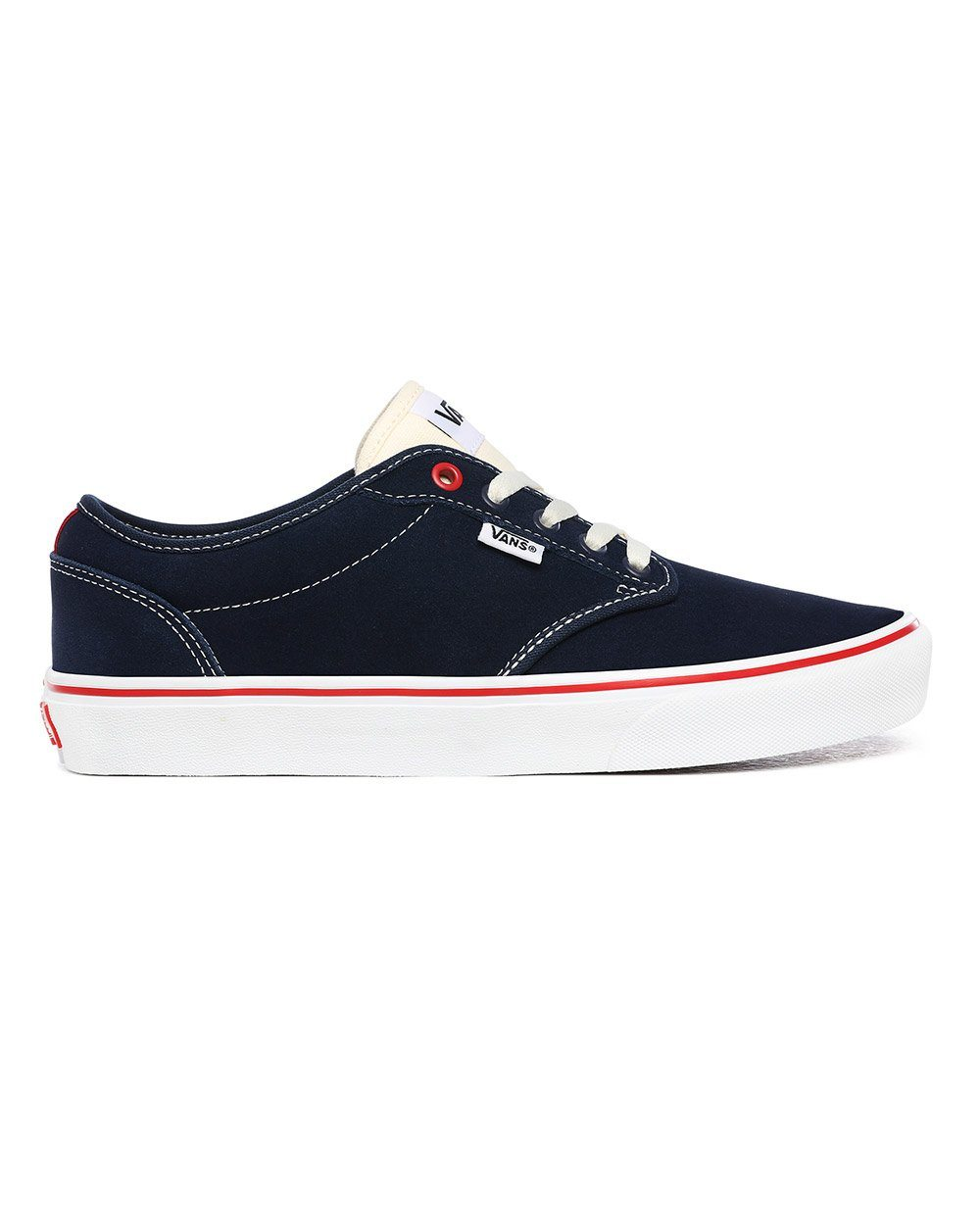 Vans Men's Atwood (Retro Sport) - Dress Blues/Chili Pepper SP-Footwear-Mens Vans