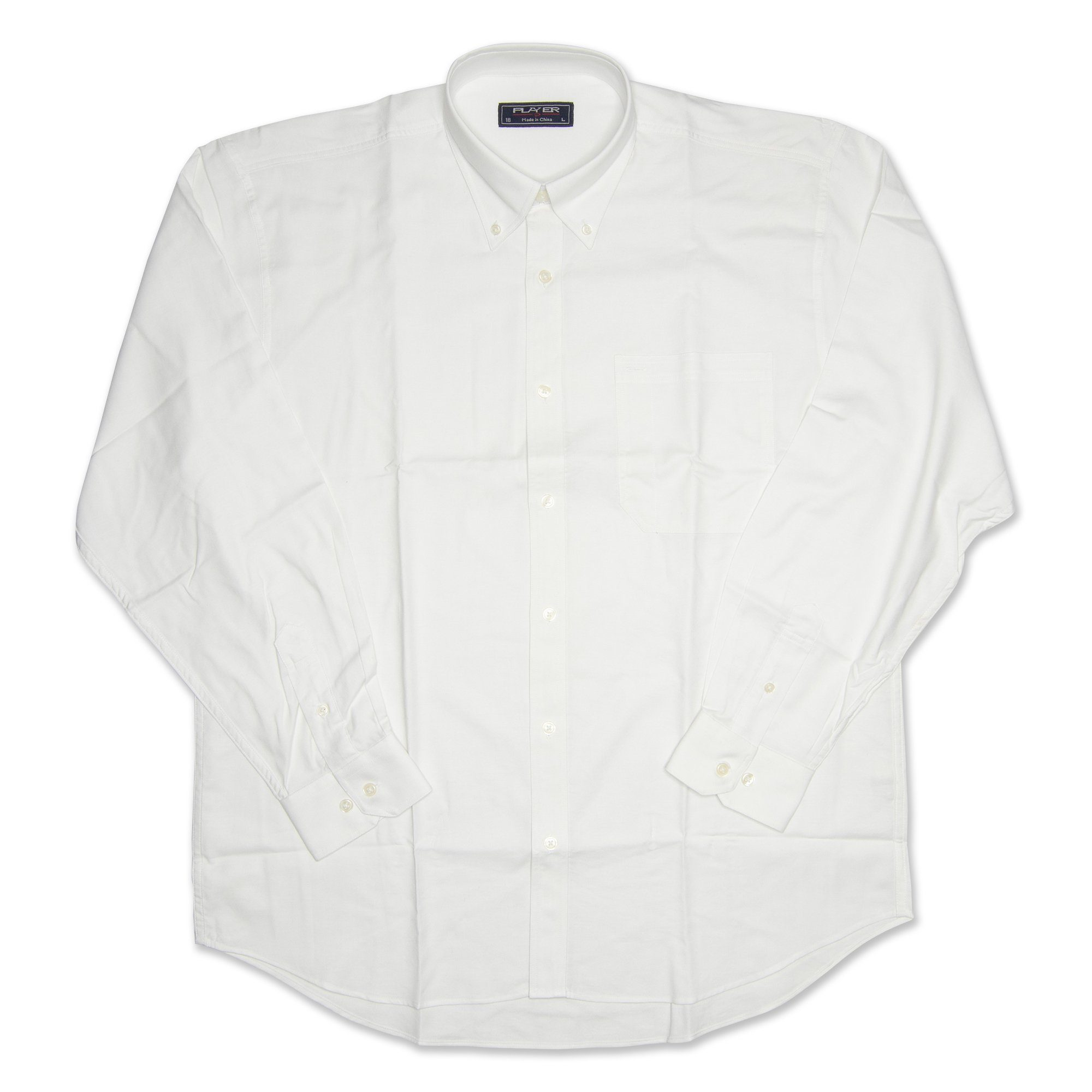 Player Business Women's Shirt - White Workwear Player