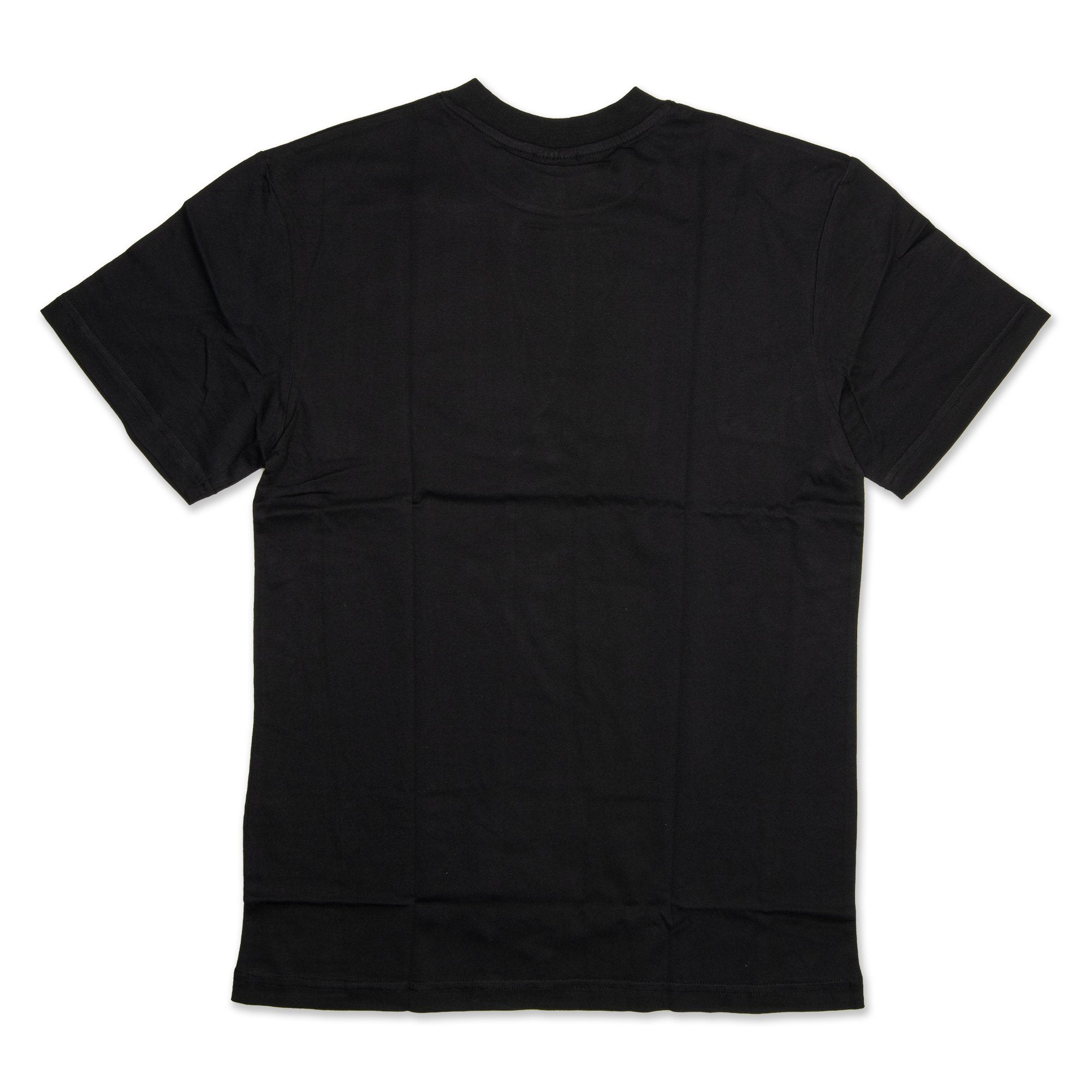 Stubbies Crew Neck Men's T-Shirt - Black Workwear Stubbies
