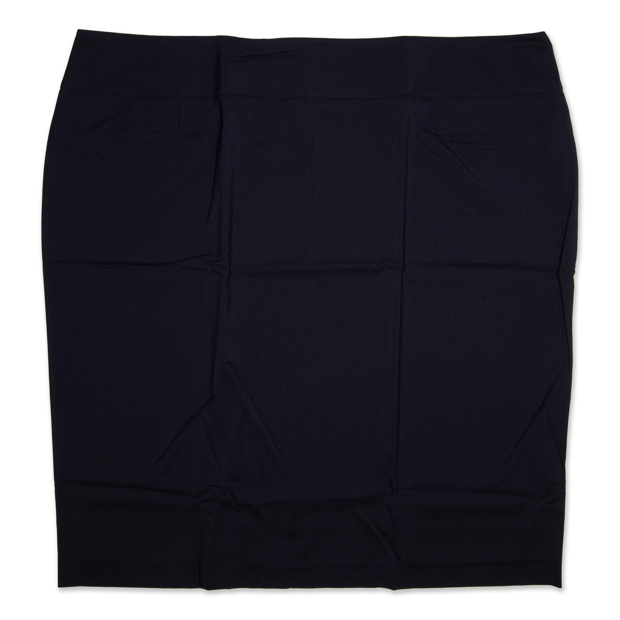 StyleCorp Long Pegged Yooke Women's Skirt - Navy Workwear StyleCorp