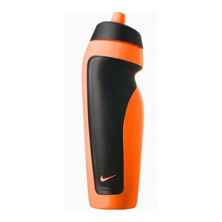 Nike Sport Water Bottle 600ml Bright Mango SP-Accessories-DrinkBottles Nike