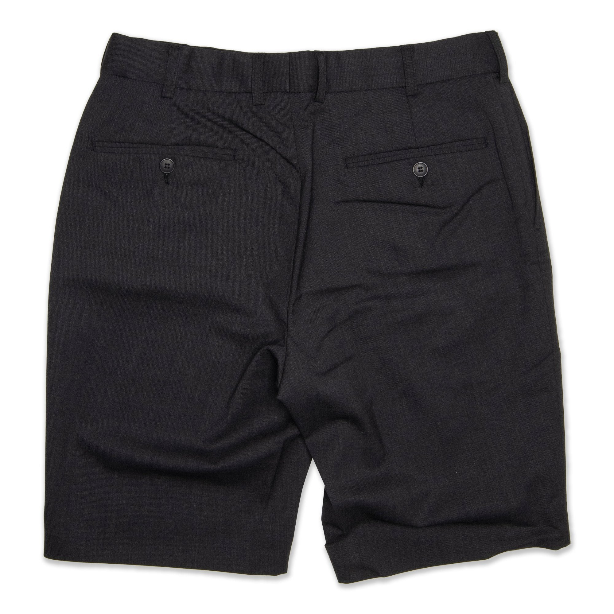 StyleCorp F/Front Men's Shorts - Charcoal Workwear StyleCorp