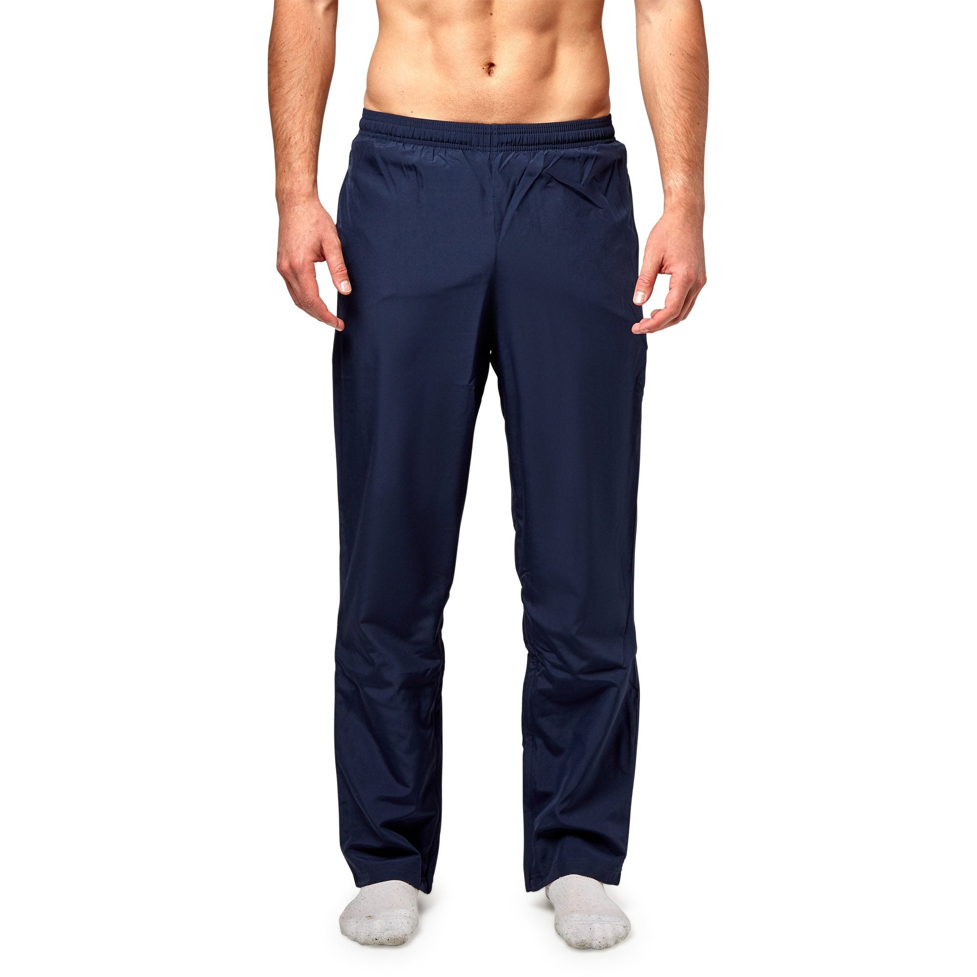 Champion Mens Essential Microfibre Pant - Navy Apparel Champion