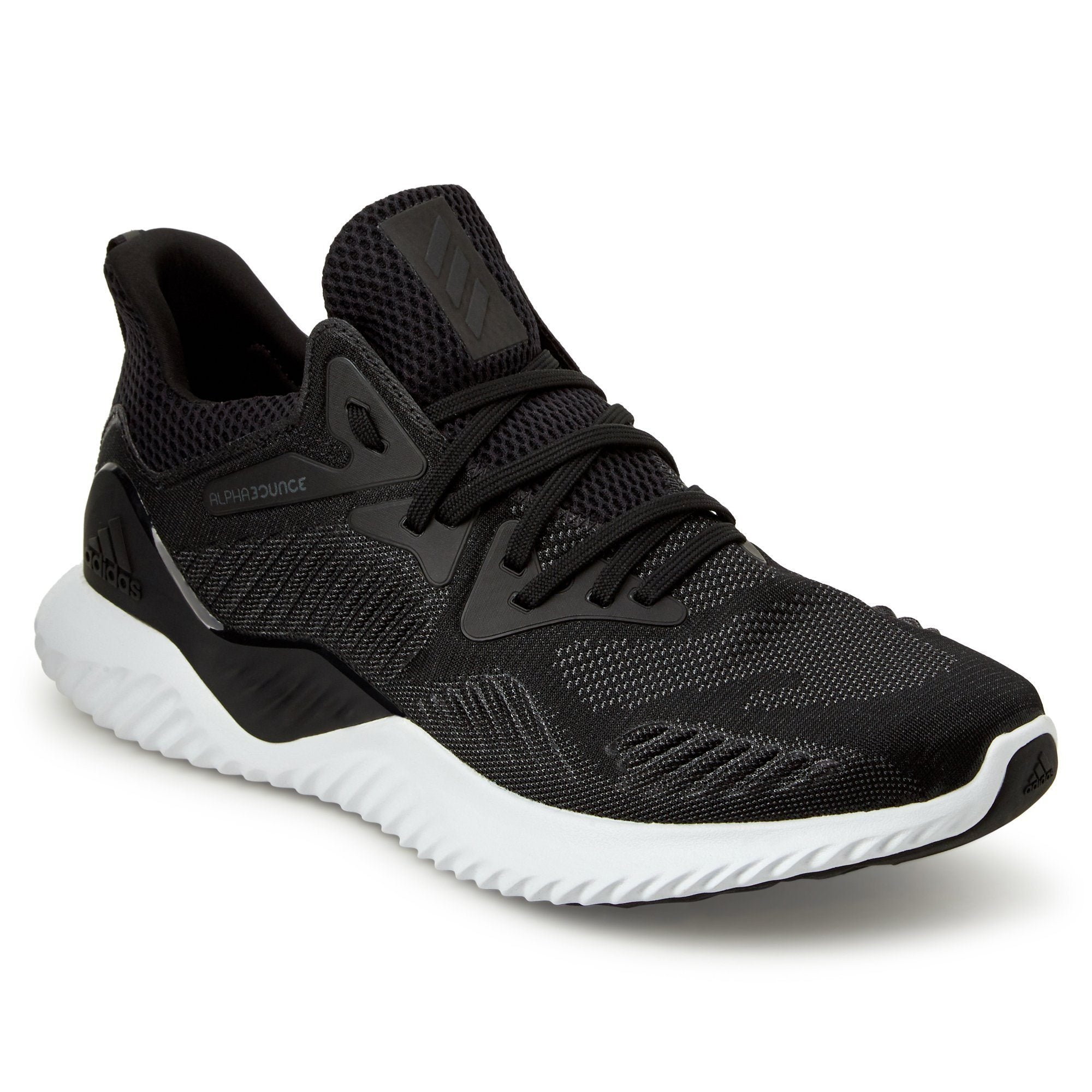 Adidas Men's Alphabounce Beyond Shoes - Core black/Core black/Ftwr White Footwear Adidas  (2022861209659)