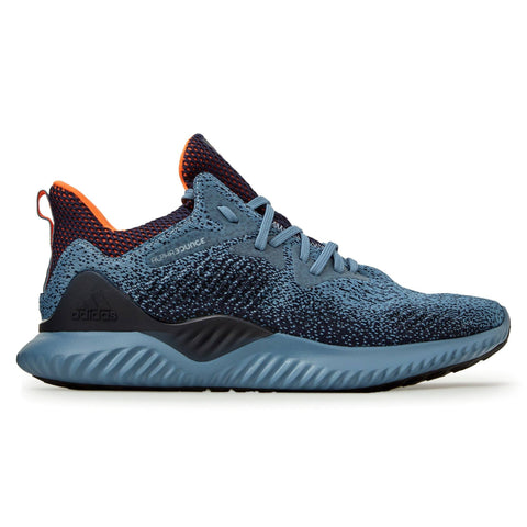 Adidas Men's Alphabounce Beyond Shoes - Raw green/HiResOrange/Legend Ink Footwear Adidas