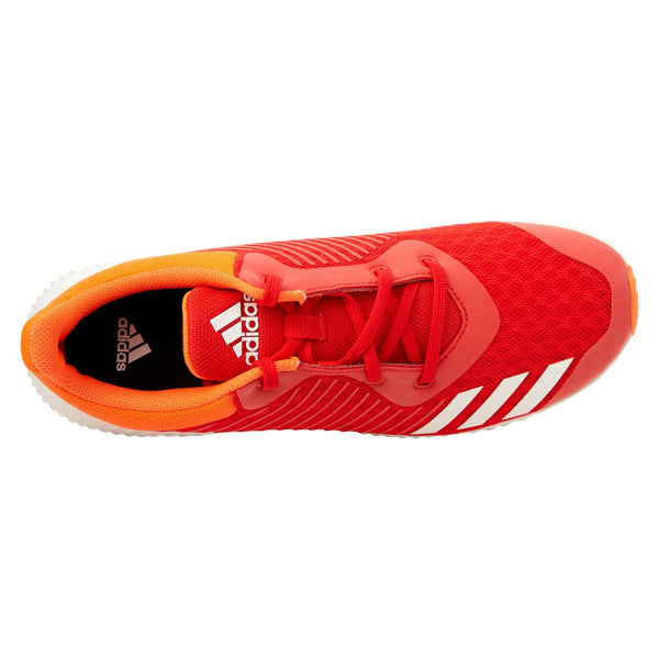 Adidas Kid's FortaRun Shoes - Hi-res Red s18 / ftwr White / hi-res Orange s18 Footwear Adidas