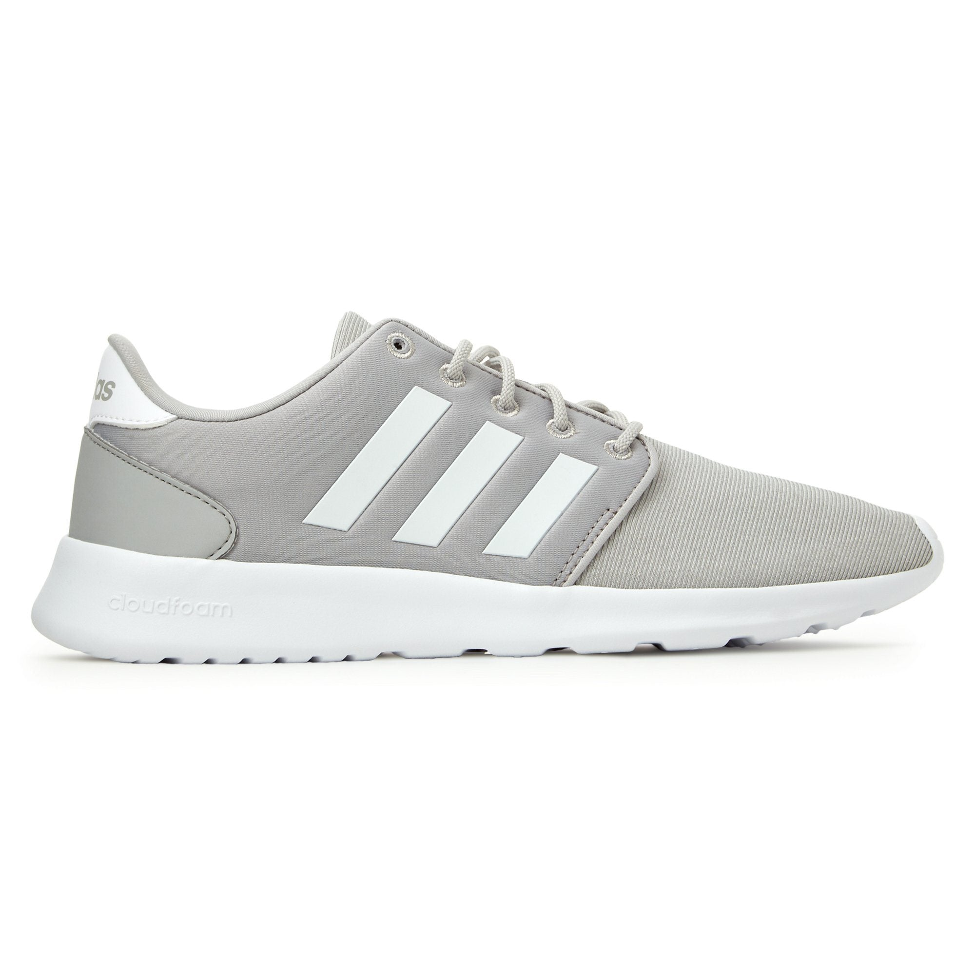Adidas Women's Cloudfoam QT Racer - Grey One/ftwr White/Grey Two Footwear Adidas