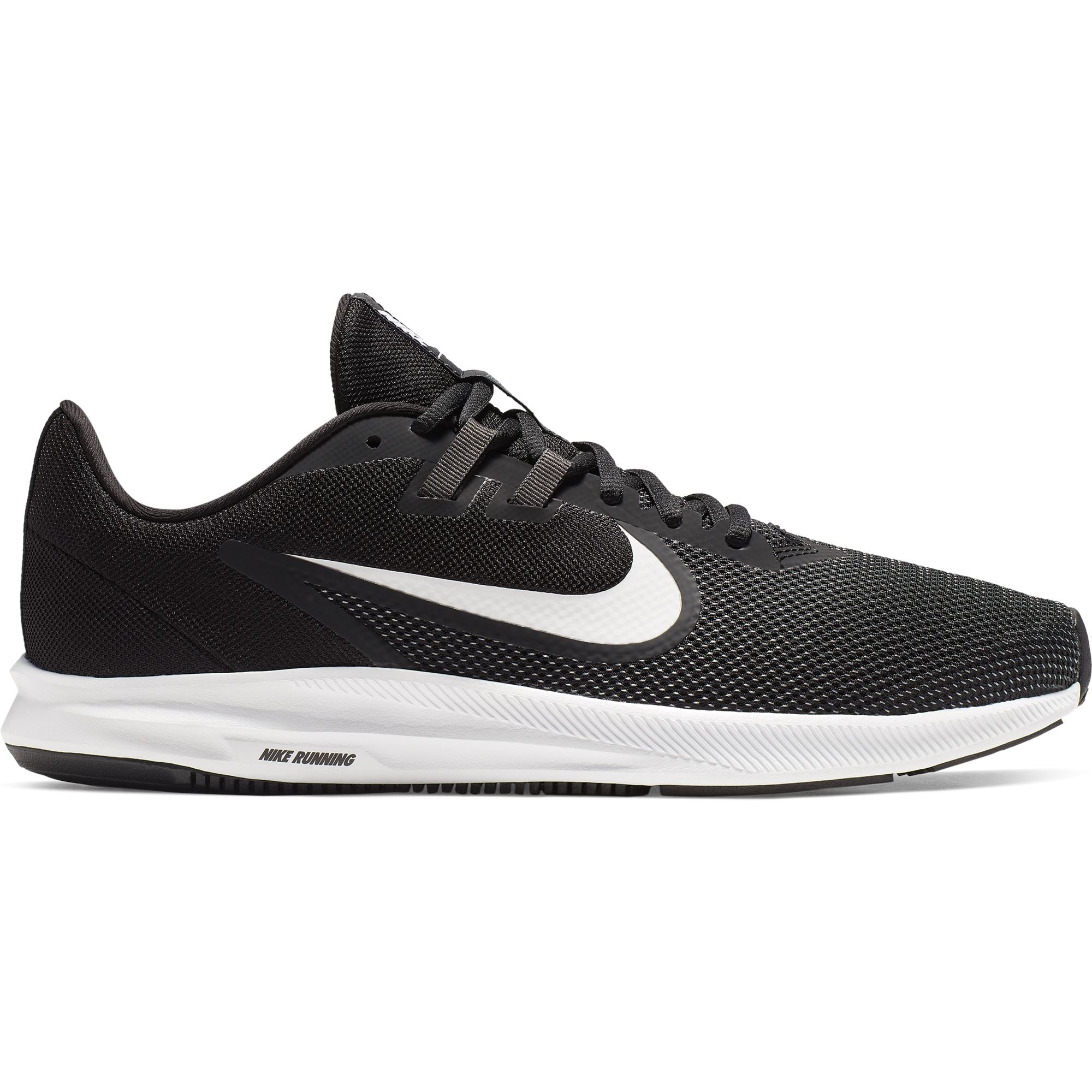Nike Mens Downshifter 9 - Black/White-Anthracite-Cool Grey Q3NIKE Nike