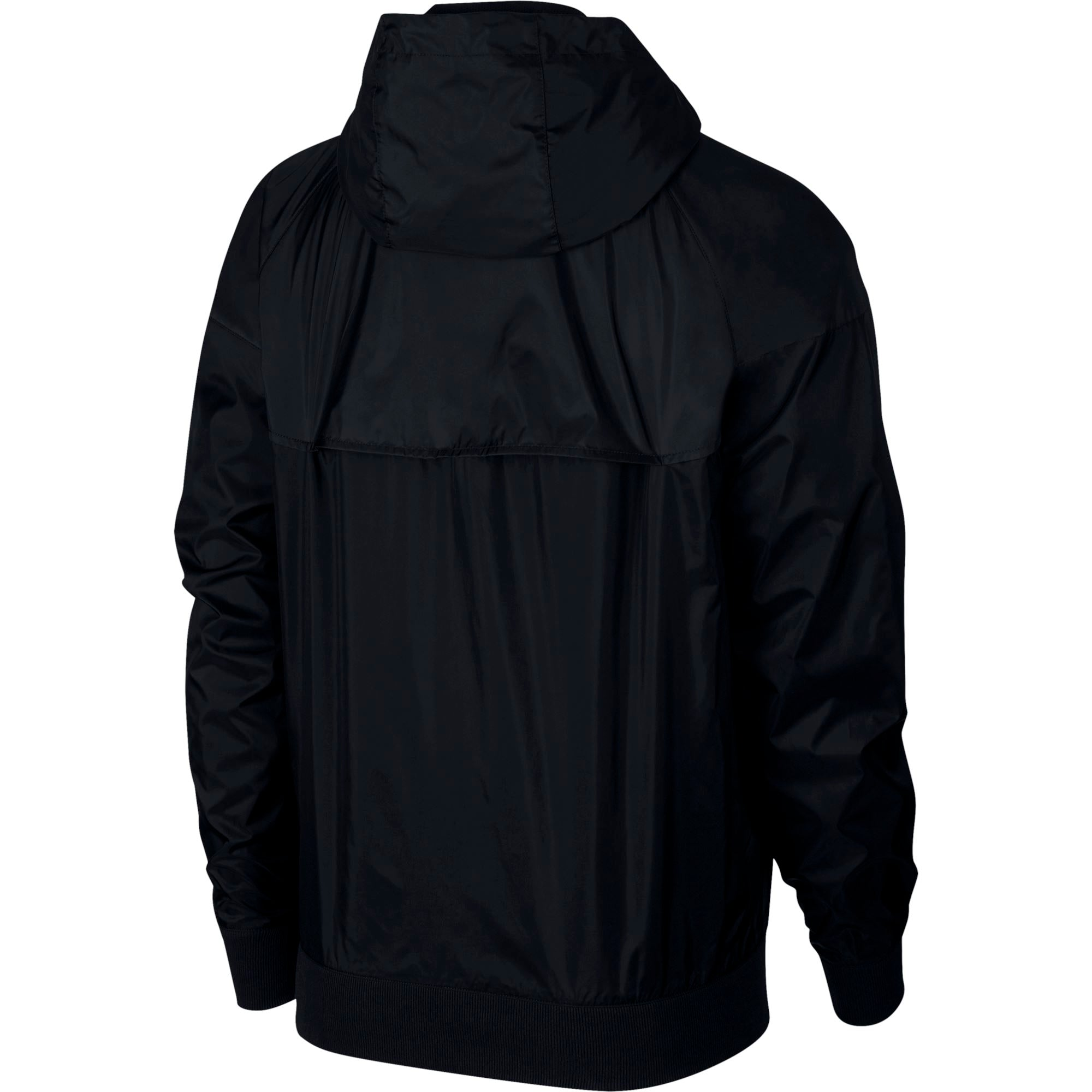 Nike Men's Sportswear Windrunner - Black/Black/Black/Sail SP-ApparelJackets-Mens Nike
