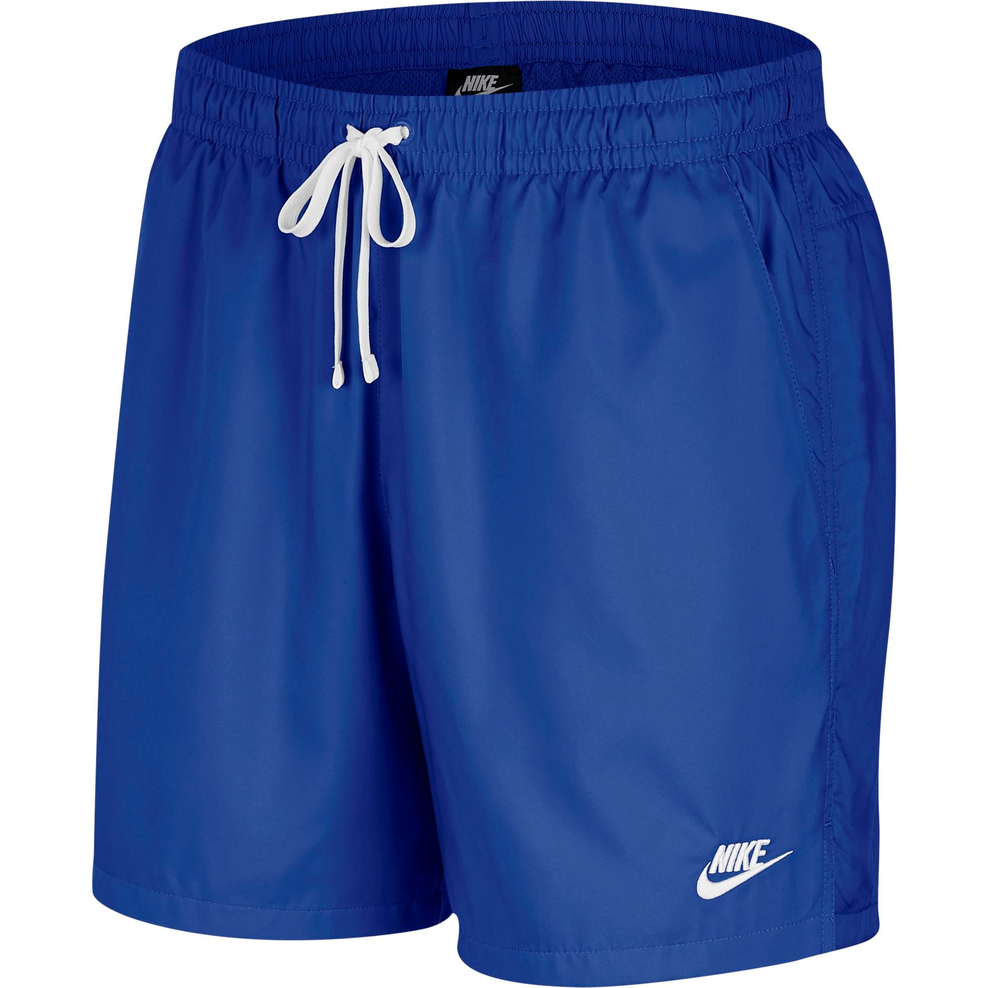 Nike Men's Sportswear Woven Flow Shorts- Astronomy Blue/White SP-ApparelShorts-Mens Nike