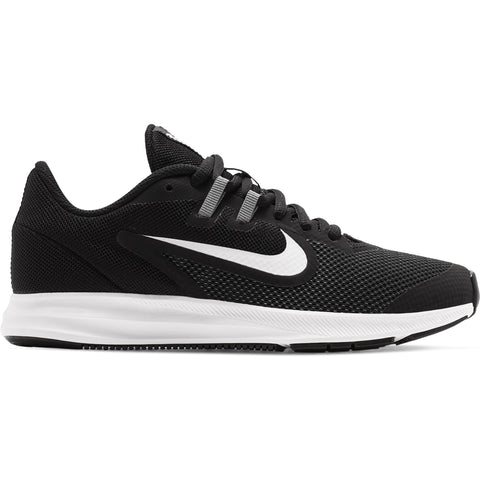 Nike Big Kids Downshifter 9 - Black/White-Anthracite-Cool Grey Q3NIKE Nike